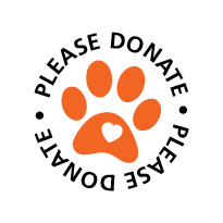 If you would like to make a donation just click on the paw print above - any amount helps